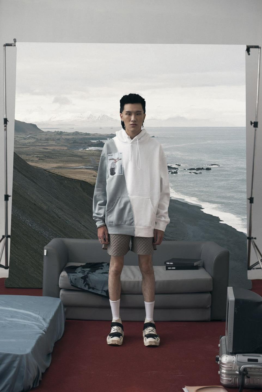 phối đồ với áo hoodie nam - beuter