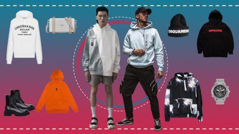 ELLE Man Style Calendar: Áo hoodie với những bản phối sành điệu