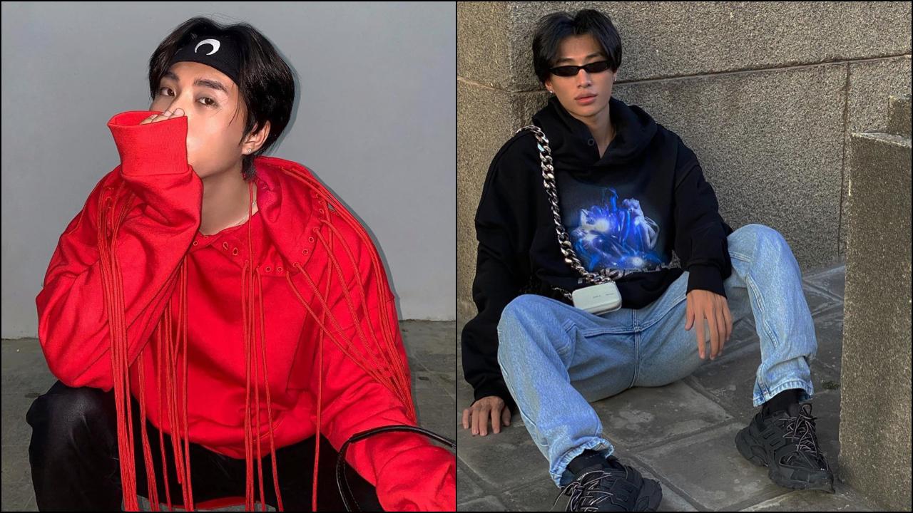 phối đồ với áo hoodie nam - phạm bảo luận