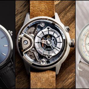"""Top 12 thiết kế đồng hồ nam """"máy ngon, giá ổn"""""""