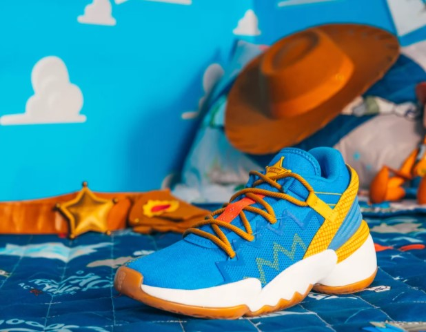 giày thể thao ( 1-8.10.2020- Adidas-Woody-x-D.O.N.-Issue-2-Shoes