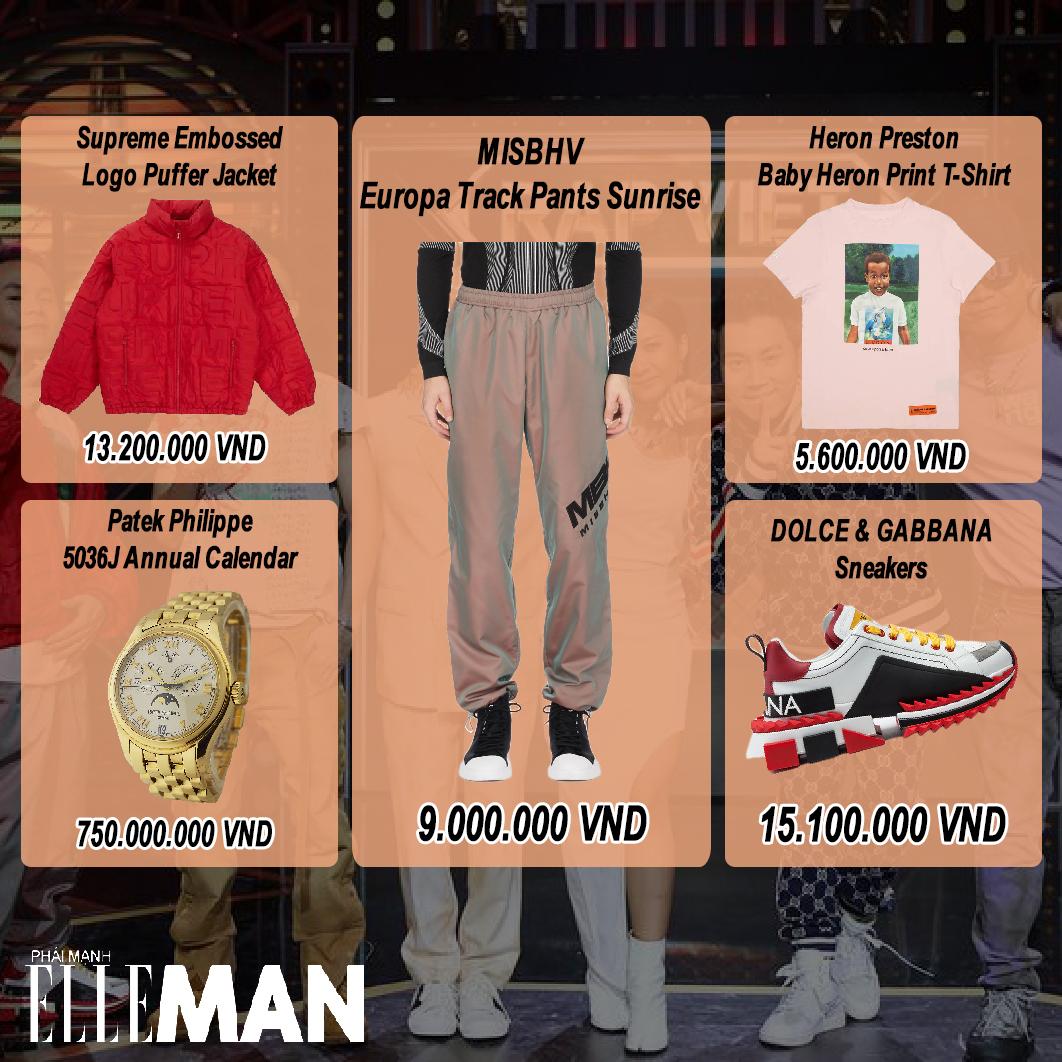 thoi trang rap viet tap 9 - binz - layout outfit - elleman 3
