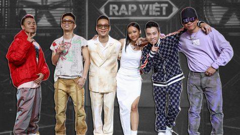 Thời trang Rap Việt - Tập 9 (P.1): Những sự khác biệt táo bạo