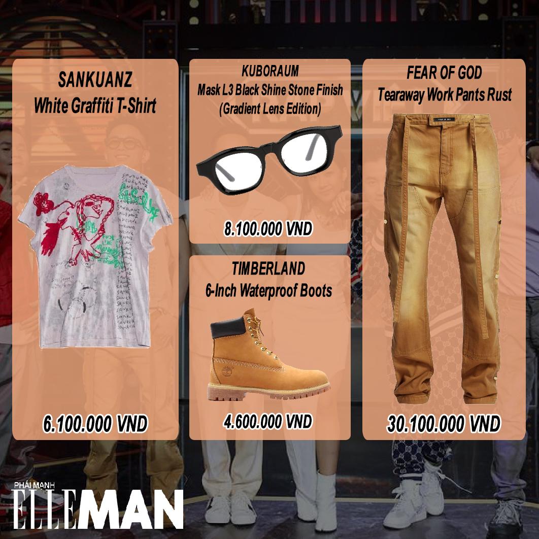 thoi trang rap viet tap 9 - rhymastic - layout outfit - elleman 2
