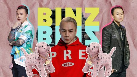 Binz - Biểu tượng thời trang của Rap Việt