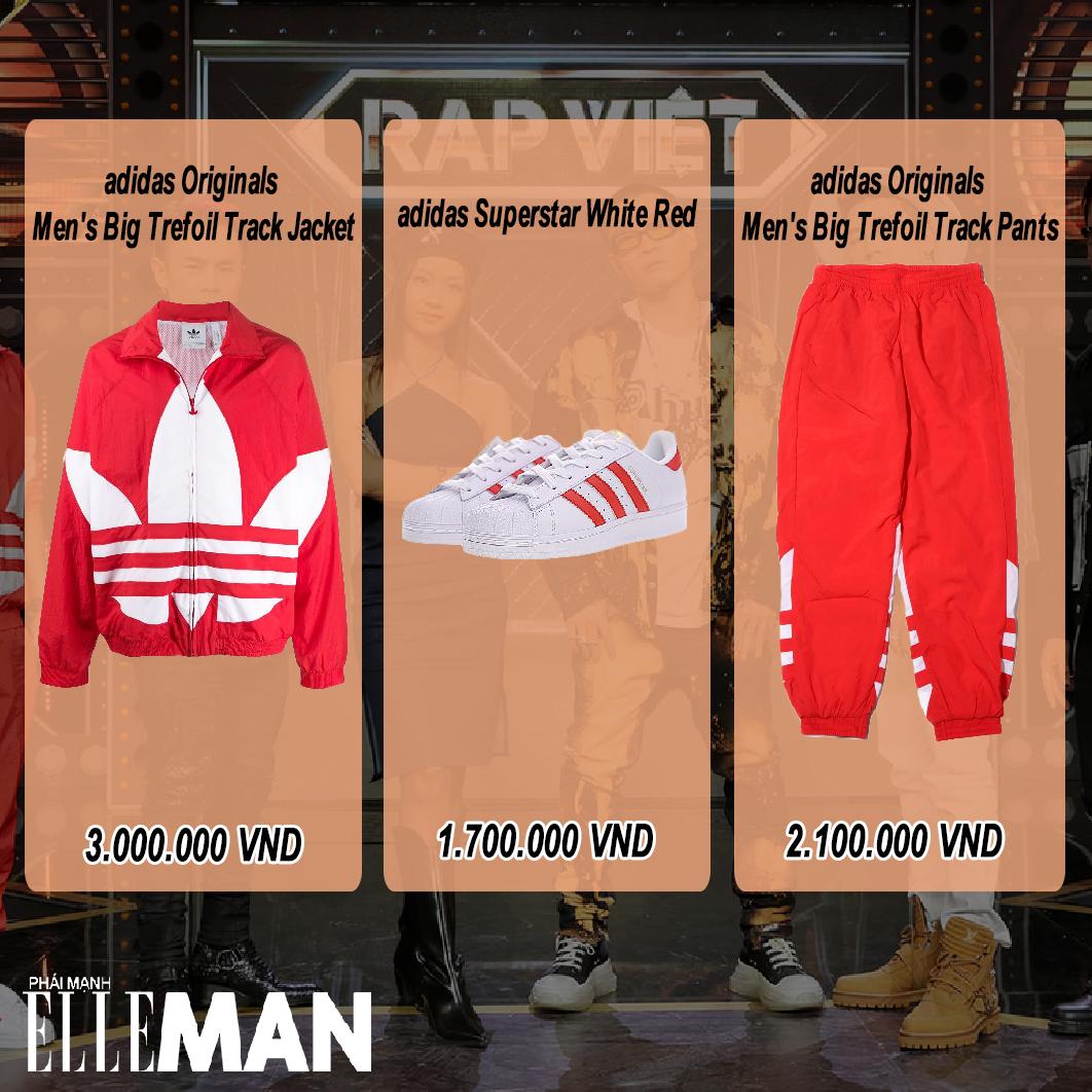 thoi trang rap viet tap 10 - rhymastic - layout outfit - elleman