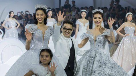 ELLE Wedding Art Gallery 2020: BST Dear My Princess - Giấc mơ cổ tích của NTK Chung Thanh Phong