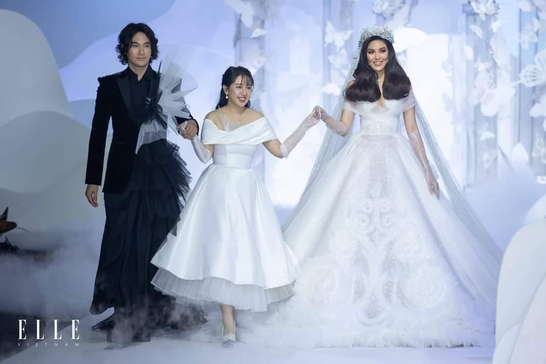 Váy cưới nam