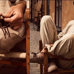 Giày Chukka: Sức hút muôn màu của cái tên kinh điển