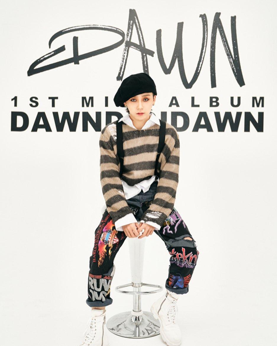 sao nam e'dawn ra mắt mini album đầu tiên