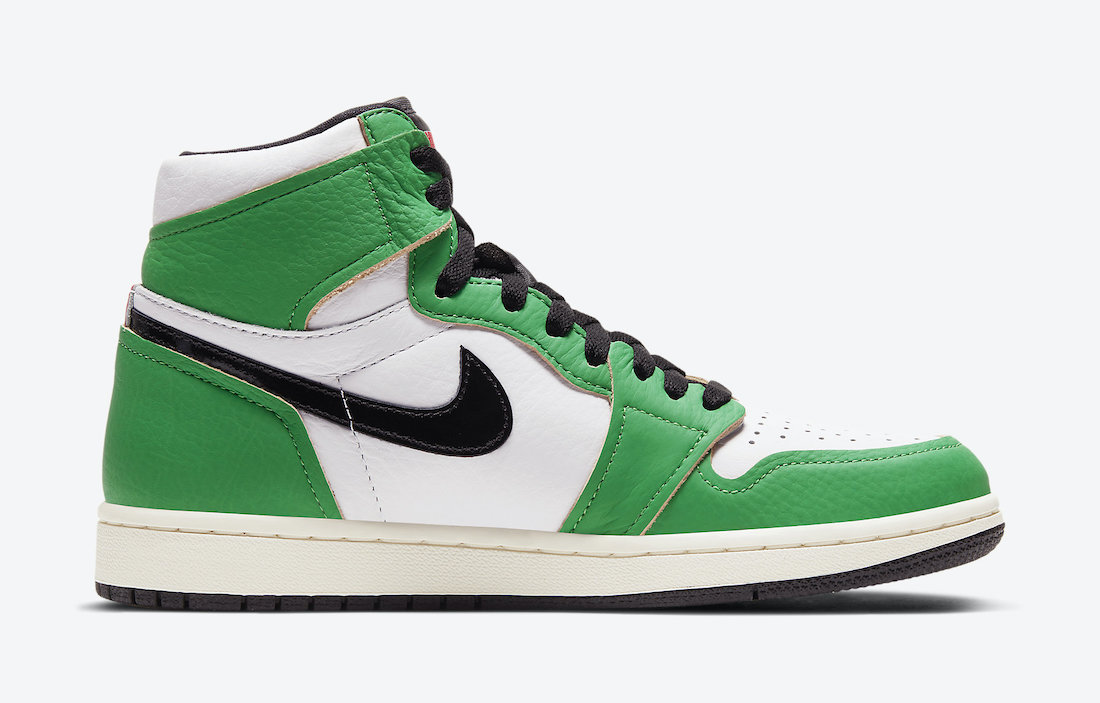 giày thể thao hot 12-18.10.2020 - Air-Jordan-1-Lucky-Green-elleman (5)