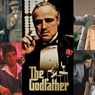 Dòng phim gangster: Cuốn catalog vượt thời gian của thời trang nam giới
