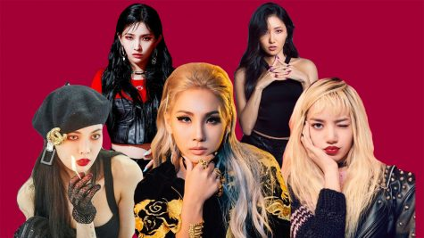 "Top 10 nữ rapper ""chất"" nhất showbiz Hàn Quốc"