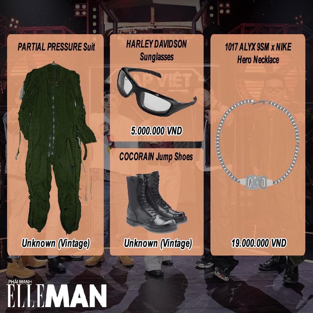 thoi trang rap viet tap 13 - wowy - layout outfit - elleman 1