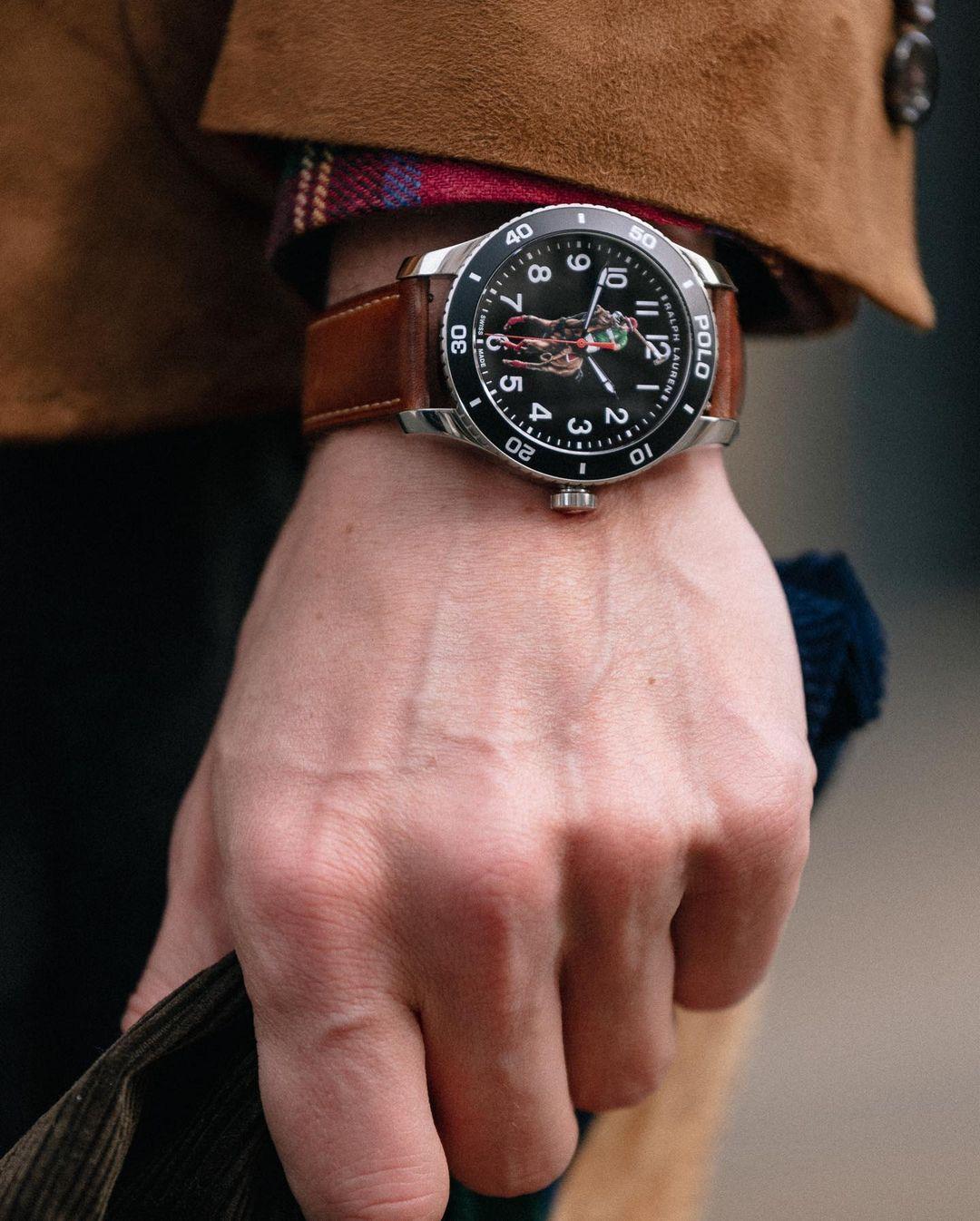 đồng hồ ralph lauren
