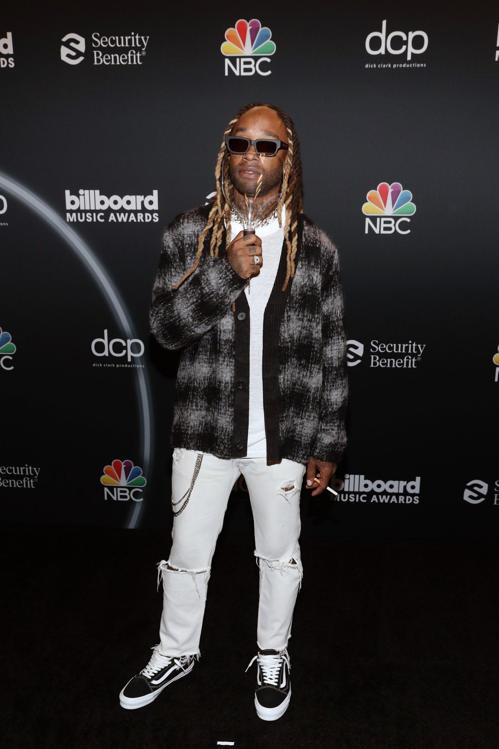 ty dolla $ign tại lễ billboard music award