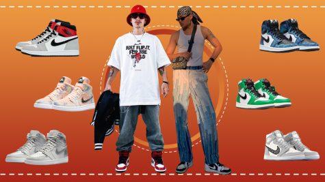 ELLE Man Style Calendar: Phối đồ với các phát hành giày Jordan hot 2020