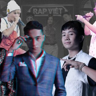 """Thời trang Rap Việt - Tập 14: Khi """"khủng long"""" so tài"""