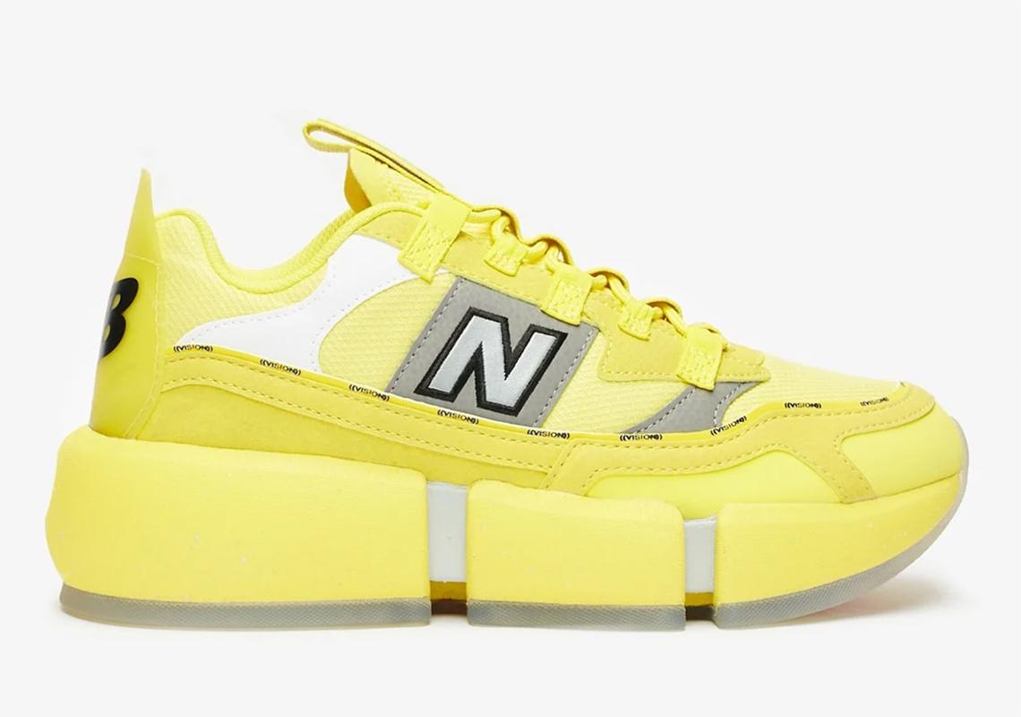JADEN SMITH X NEW BALANCE X-RACER giày thể thao vàng