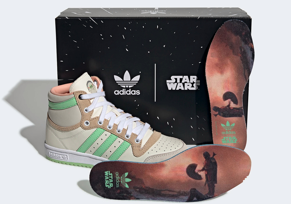 """STAR WARS X ADIDAS """"THE CHILD"""" giày thể thao"""