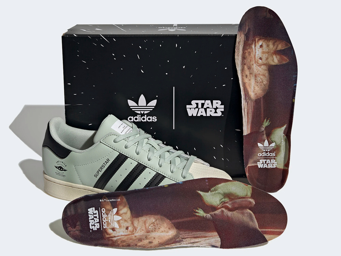 """giày thể thao STAR WARS X ADIDAS """"THE CHILD"""""""