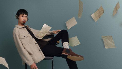 """Đen Vâu mang chất """"đời"""" vào BST #SELECTEDbyĐEN của thương hiệu H&M"""