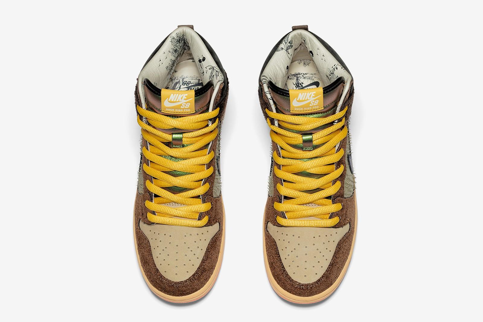 """giày thể thao CONCEPT X NIKE SB DUNK HIGH """"TURDUNKEN"""""""