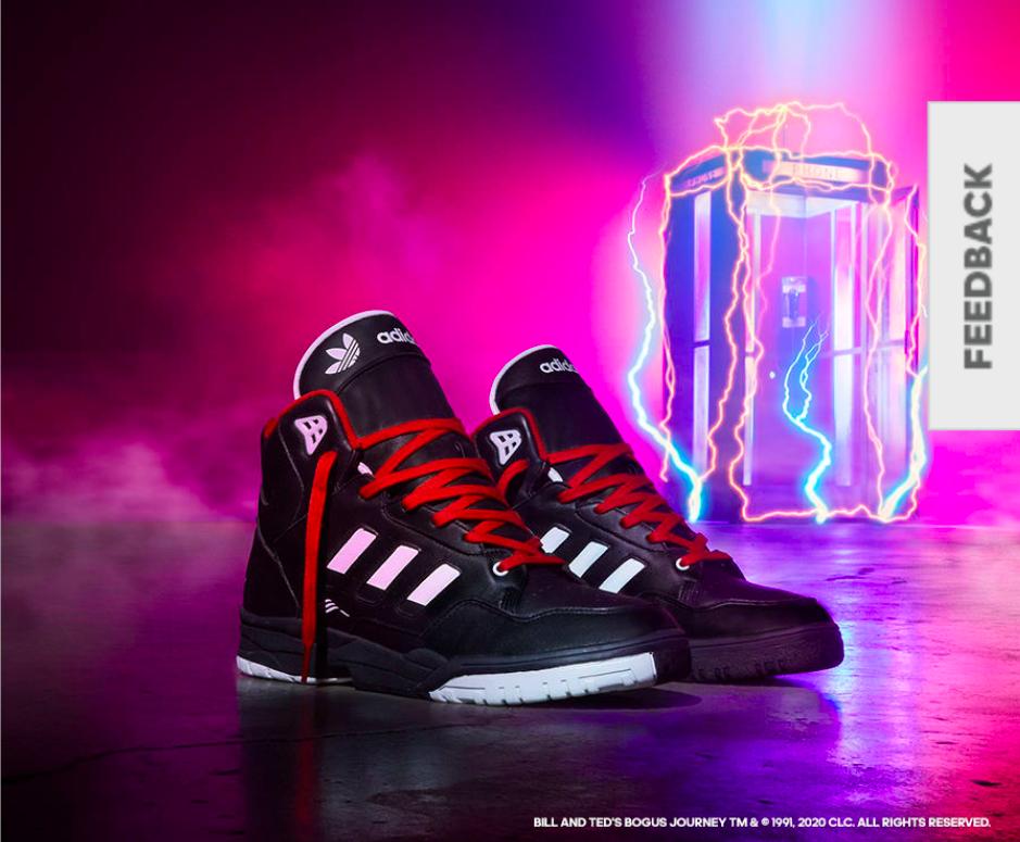 """giày thể thao Kid Cudi x adidas Originals """"Artillery Hi"""""""