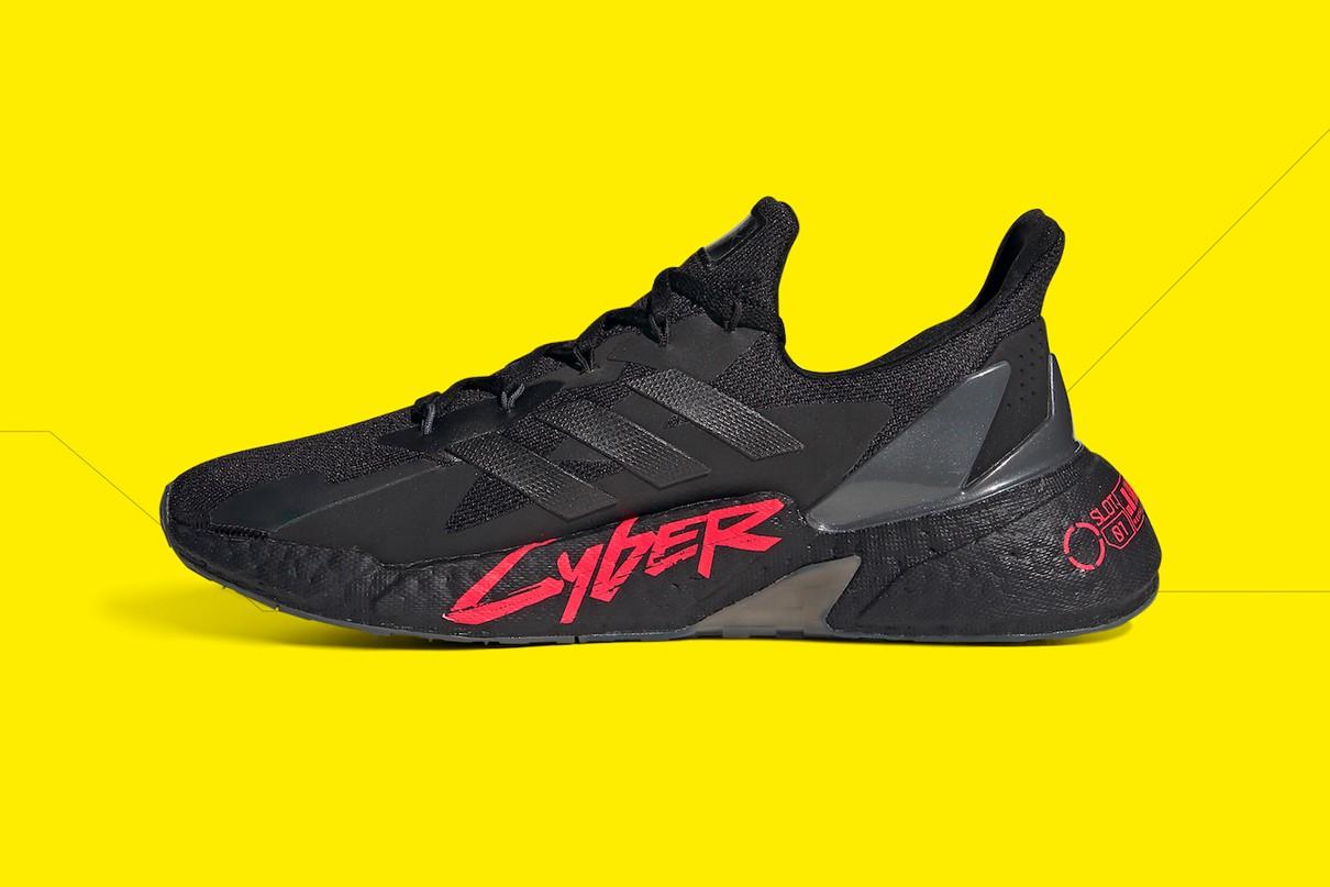 giày thể thao ADIDAS X9000 X CYBERPUNK 2077
