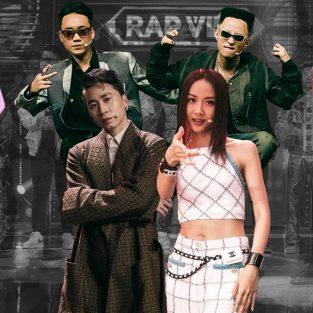 Thời trang Rap Việt – Chung Kết 1: Bản sắc thế hệ mới