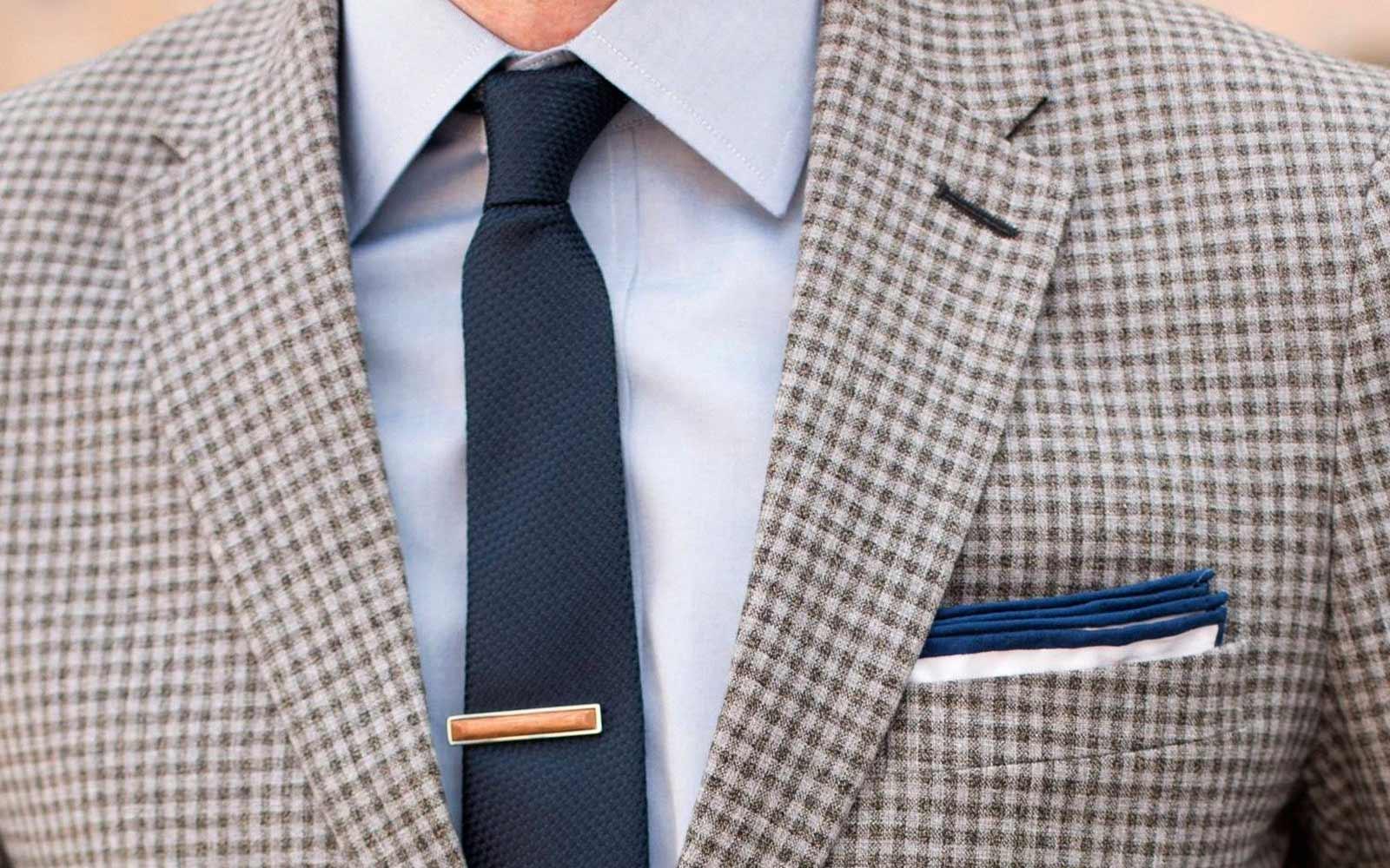 Cách lựa chọn cỡ cà vạt phù hợp với suit