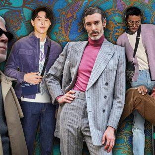 Thời trang sao nam mặc đẹp tuần 2 tháng 12/2020