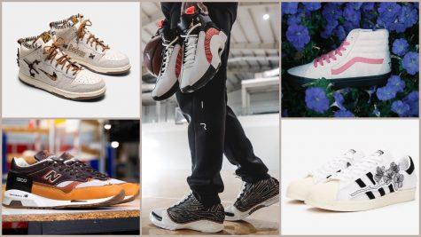 5 phát hành giày thể thao hot sắp ra mắt (25/12/2020 - 3/1/2021)