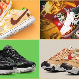 8 phát hành giày thể thao ấn tượng sắp ra mắt (4-10/1/2021)