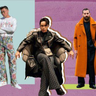 Thời trang sao nam mặc đẹp tuần 1 tháng 1/2021