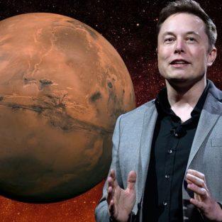 Elon Musk dốc hết tài sản để chinh phục sao Hoả