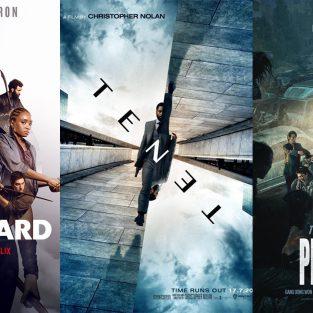 10 bộ phim hành động hot nhất năm 2020