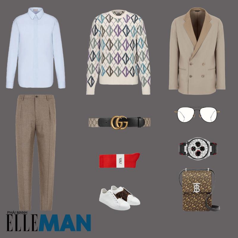 outfit 5 - phoi do voi ao chui co