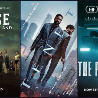 11 tựa phim viễn tưởng hot nhất 2020