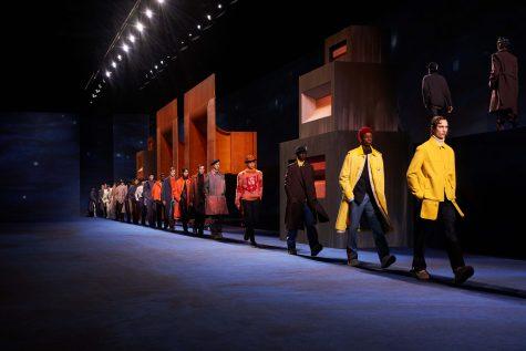 BST Dior Men Thu-Đông 2021-2022: Khía cạnh mới của dạ tiệc mùa Đông