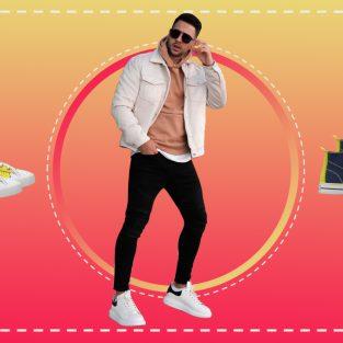 ELLE Man Style Calendar: Tạo phong cách với giày thể thao local brand
