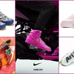 8 phát hành giày thể thao hot sắp ra mắt (30/1 - 7/2/2021)