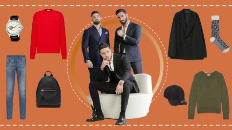 ELLE Man Style Calender: Cách phối đồ sành điệu cho mùa Tết 2021