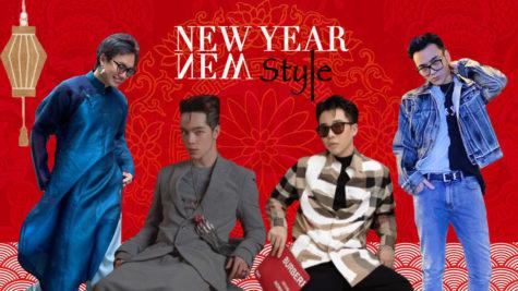Thời trang sao nam mặc đẹp tuần 2 tháng 2/2021