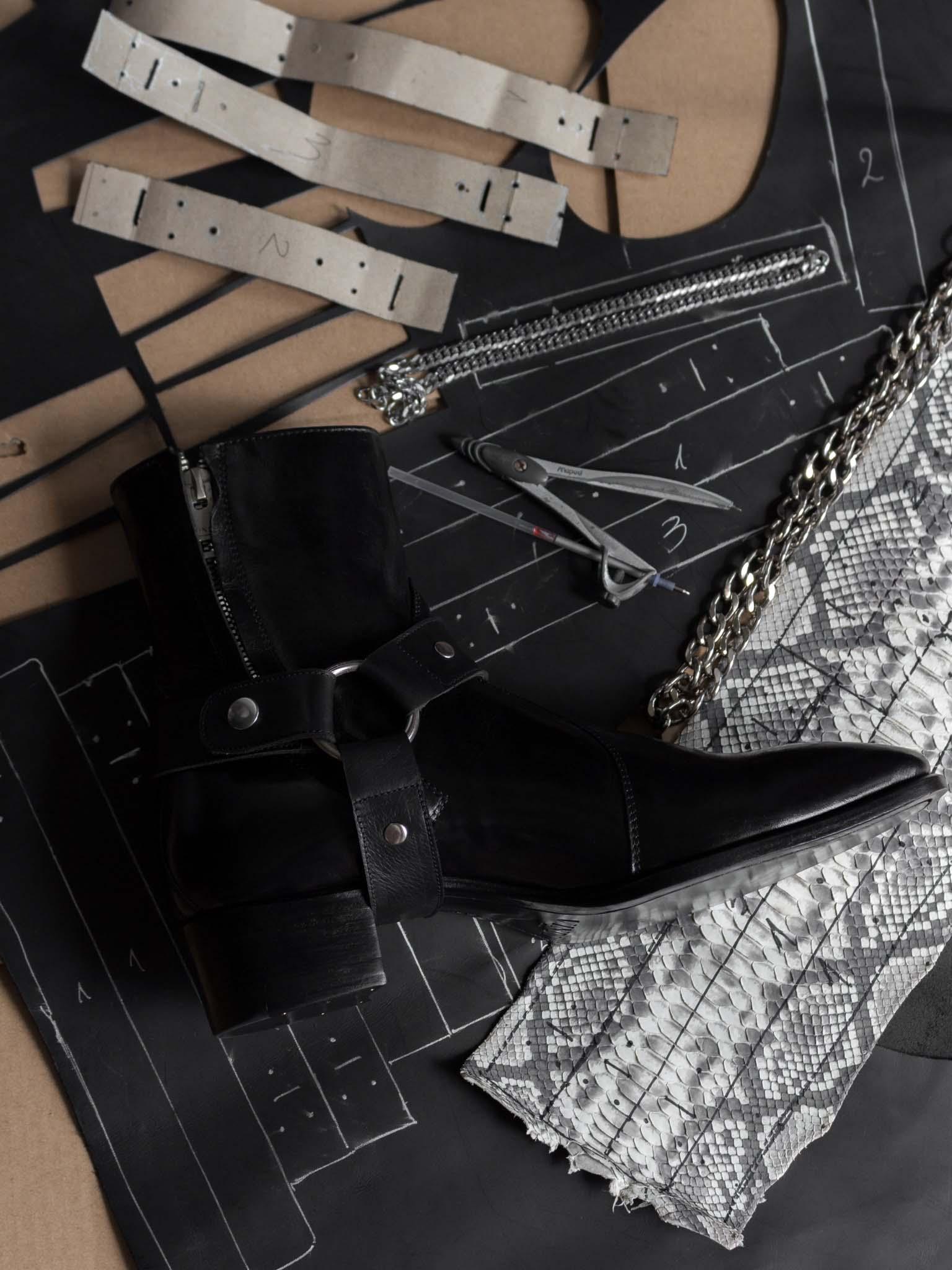 giày da vindi shoemaker