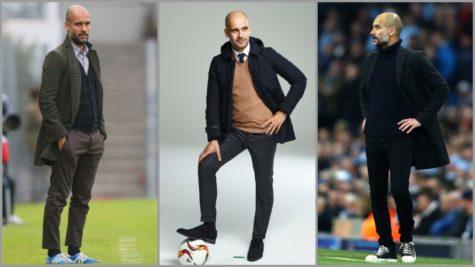 Thời trang Pep Guardiola: Không cầu kỳ nhưng vẫn thể hiện nên đẳng cấp