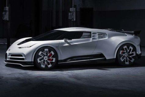 Bugatti hé lộ siêu xe phiên bản giới hạn – Centodieci