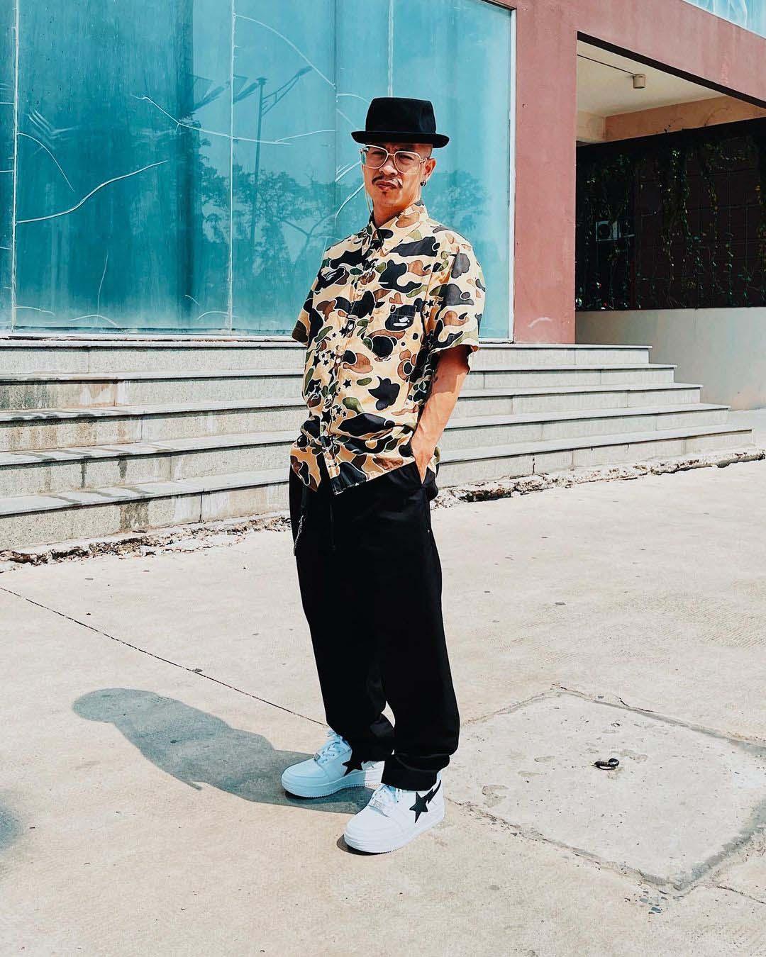 thời trang sao nam mặc đẹp Việt Max