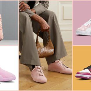 Top giày thể thao hồng ấn tượng nhất hiện nay (P.1)