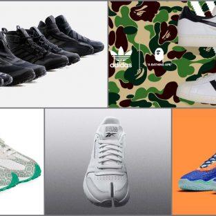 9 phát hành giày thể thao hot sắp ra mắt (26/2 – 7/3/2021)